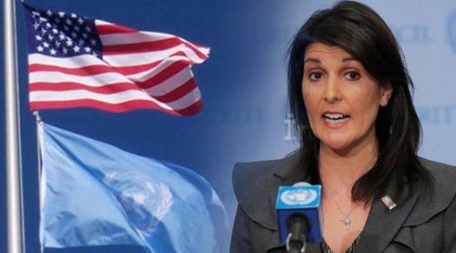 ABD kararına Almanya'dan sert tepki