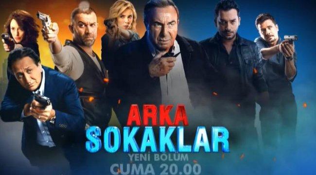 Arka Sokaklar sezon finali ile bu akşam Kanal D'de!