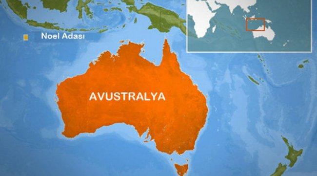 Avustralya'da küçük uçak caddeye düştü: 1 ölü