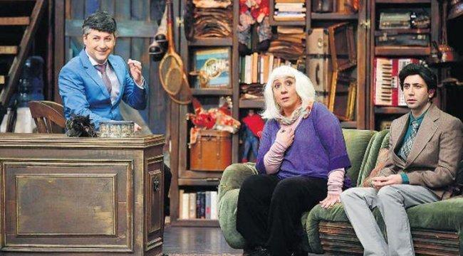 Binnur Kaya: Erotik oyuncuyum