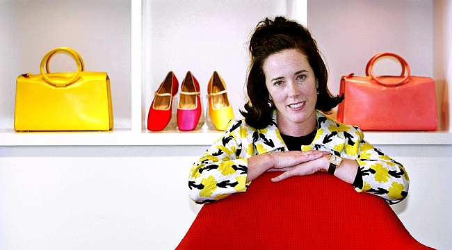 Designer Kate Spade, 55, found dead in apparent suicide in New York City