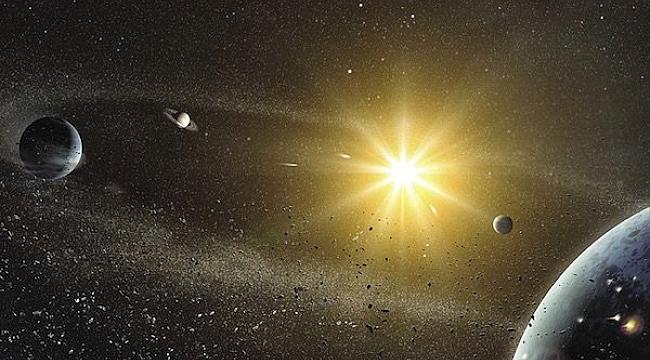 Güneş Sisteminde yeni bir Gezegen Keşfi