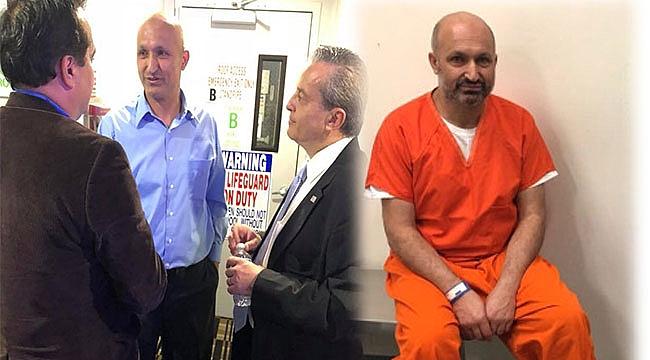Hapse Girince Yanlız Kaldılar