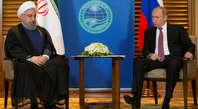 İran nükleer anlaşma için Rusya ile görüşmek istiyor