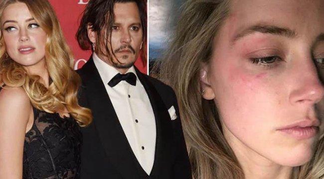 """Johnny Depp: """"Acıyı kaldıramadım"""""""