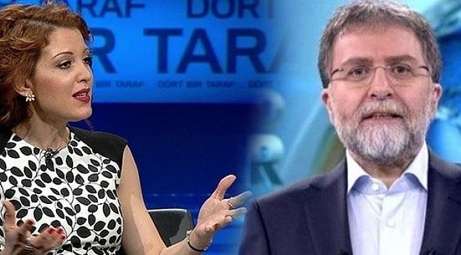Nagehan Alçı'dan Ahmet Hakan'a Ağır Sözler