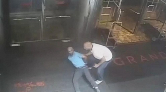 NYPD officer who tackled James Blake loses 5 vacation days