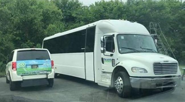 Oy için Washington ve New York'a Otobüs