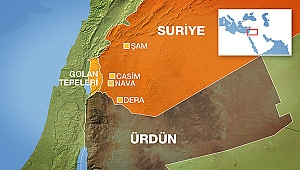 Suriye'nin güneyinde operasyon başladı!