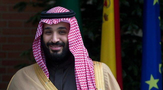 Suudi Arabistan Veliaht Prensi'den Erdoğan'a tebrik