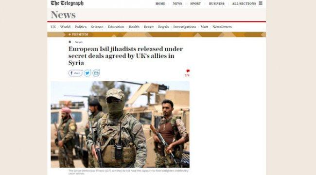 Terör örgütleri YPG ile DEAŞ anlaştı