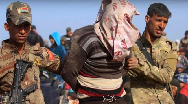 Teröristlerin idam fotoğrafları yayınlandı!