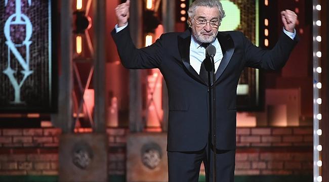 Trump'tan De Niro'ya: Sersem, Düşük IQ'lu