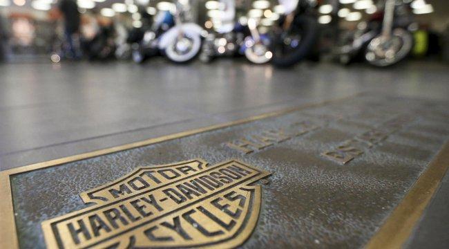Trump'tan Harley-Davidson tepkisi