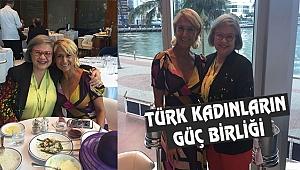 Turkish Women Join Their Power
