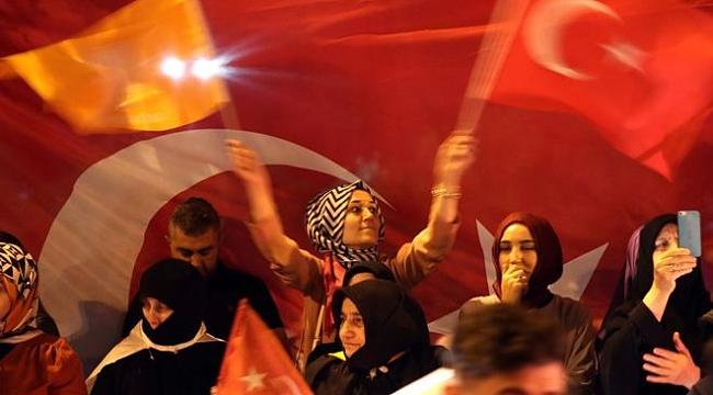 Türkiye'de Ak Parti'nin Zaferi