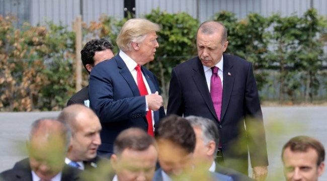 ABD basını: Trump, Erdoğan'la sohbet için Batılı liderleri ekti!