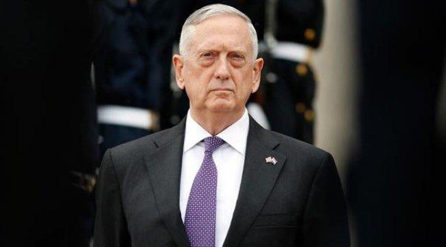ABD savunman bakanından F-35 açıklaması