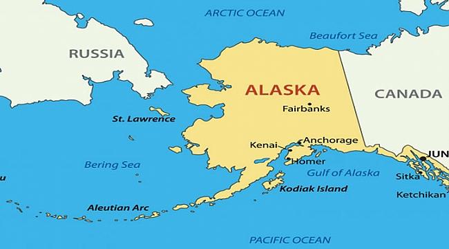 Alaska Yarımadası'nda 6.0 büyüklüğünde deprem