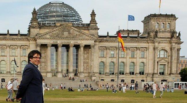 Almanya'dan Puigdemont'un iadesine yeşil ışık