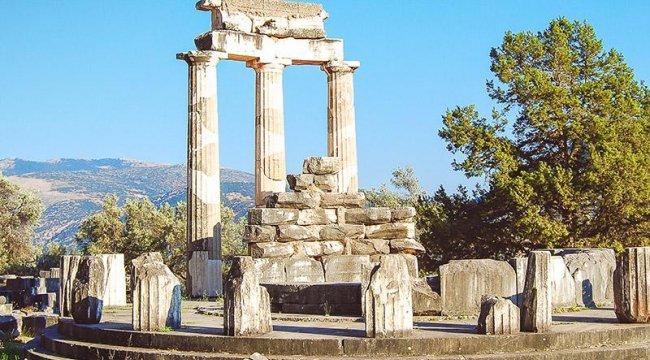 Atina'da Homeros'un Odysseaia'nın kil tableti bulundu