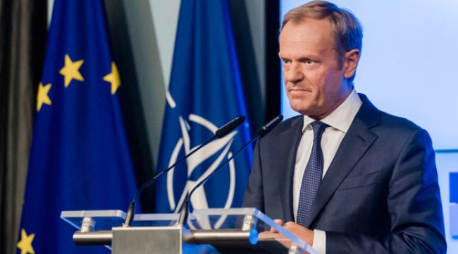 Avrupa Birliği Trump'ı topa tuttu