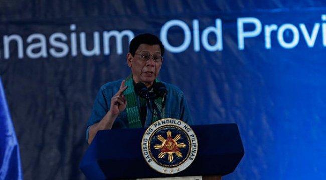 Duterte'den Ebu Seyyaf'a barış görüşmesi çağrısı