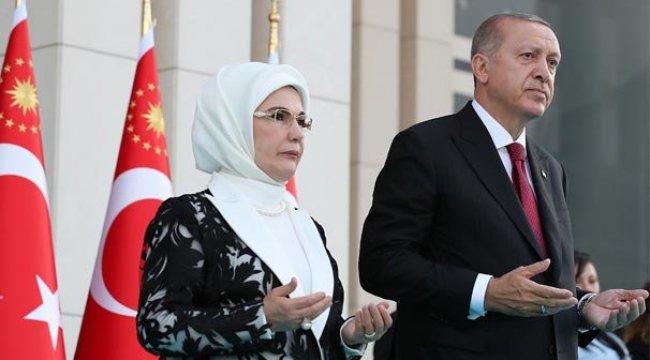 Emine Erdoğan: Rabbim, bizlere birlik olmayı nasip etsin