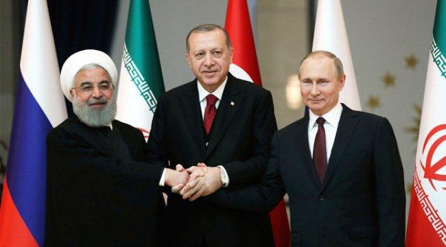 Erdoğan, Putin ve Ruhani zirvesi, yakında Tahran'da