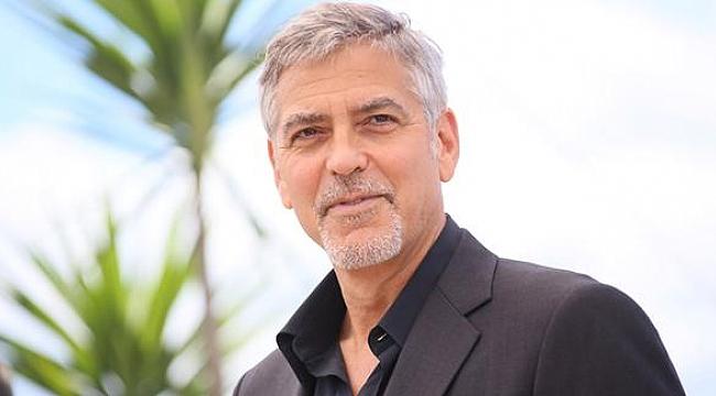 George Clooney Motosiklet Kazasında Yaralandı