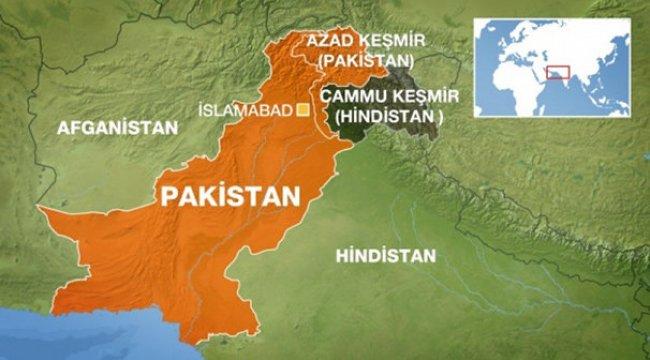 Hindistan'da heyelan: 7 ölü