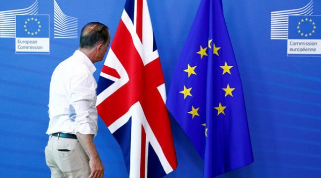 İngiltere'nin gümrük teklifine AB'den ret