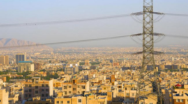 İran'da elektrik krizi