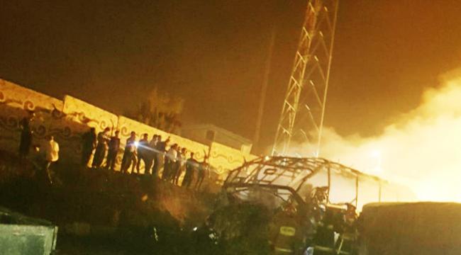 İran'da petrol tankeri otobüs ile çarpıştı: 10 ölü