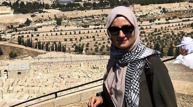 İsrail'den Ebru Özkan için flaş karar
