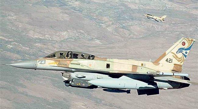 İsrail Esed güçlerine ait askeri noktayı vurdu