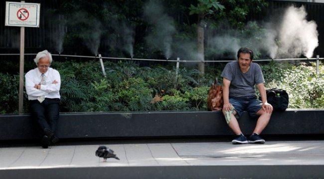 Japonya'da aşırı sıcaklardan 14 kişi öldü