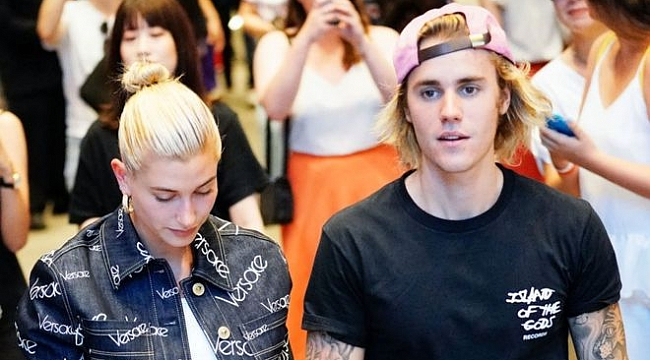 Justin Bieber, Hailey Baldwin ile nişanlandı