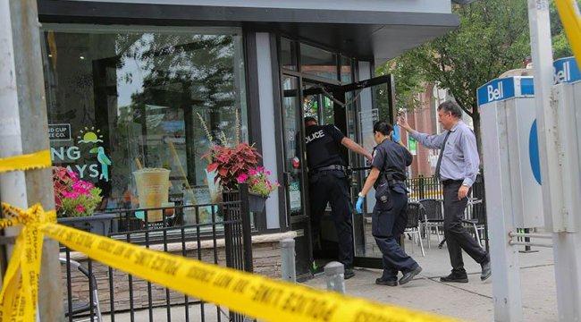 Kanada'da saldırıyı DEAŞ üstlendi