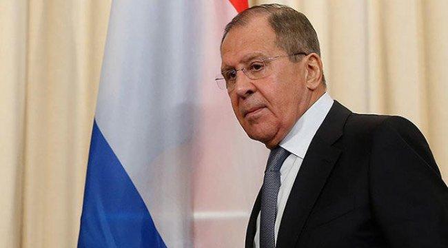 Lavrov'dan ABD'ye 'baskı' suçlaması