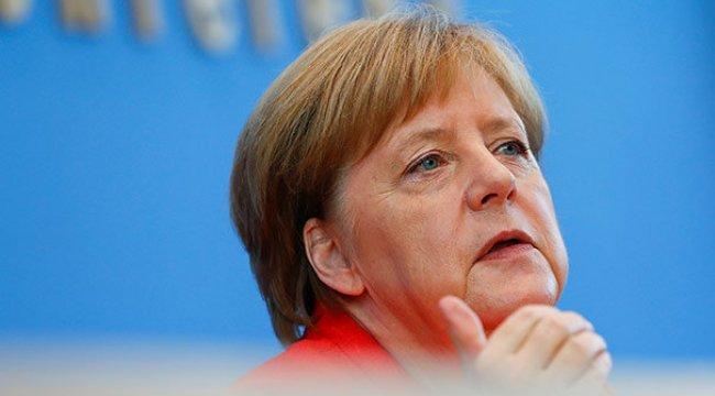 Merkel'den NSU çıkışı: