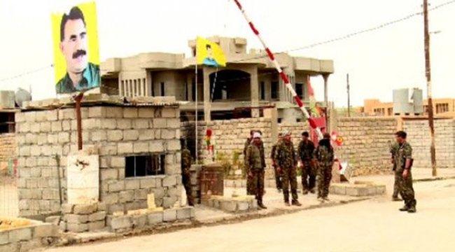 PKK'lı teröristler Sincar'a konuşlandı!