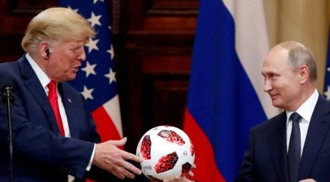 Putin'den Donald Trump'a yeni davet