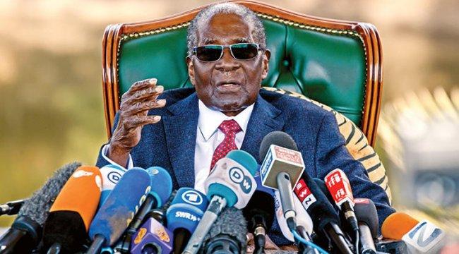Seçimlerden önce Mugabe sürprizi