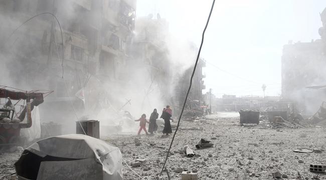 Suriye'de intihar saldırısı: 38 ölü