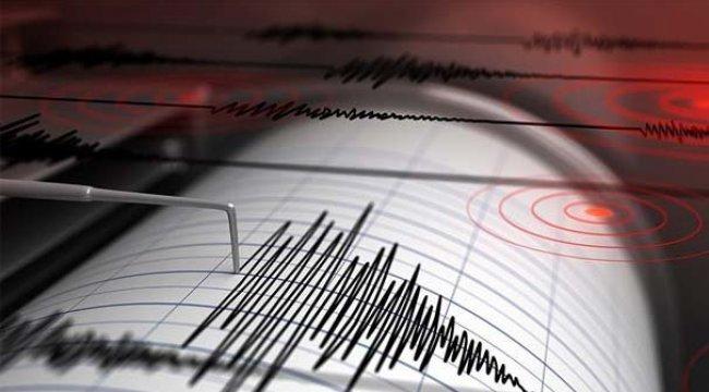 Tayvan'da 4,3 büyüklüğünde deprem