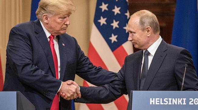 Trump ve Putin'den yeni mesajlar!