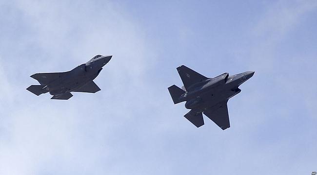 Türkiye'nin F35'leri Arizona'da ki üste