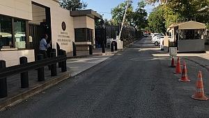 ABD Büyükelçiliği'ne saldırı