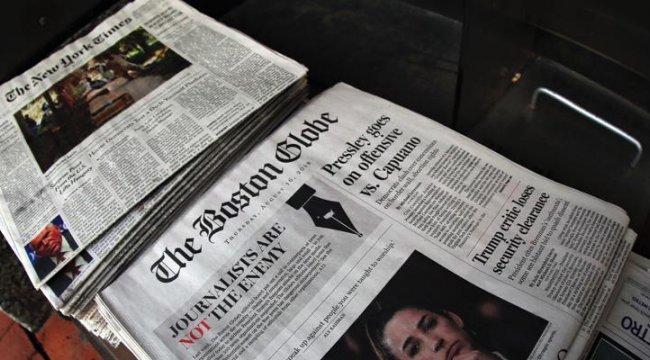 ABD'de Boston Globe gazetesine bombalı saldırı tehdidi
